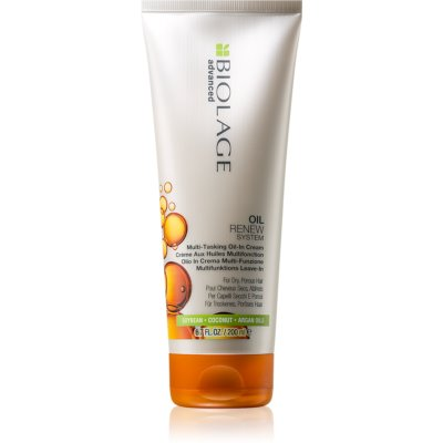 Matrix Biolage Advanced Oil Renew System bezoplachová vlasová starostlivosť pre suché a poškodené vlasy
