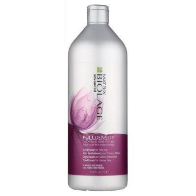 Matrix Biolage Advanced Fulldensity Conditioner für die Stärkung der Haardichte mit einem sichtbaren und schnellen Effekt