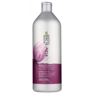 Matrix Biolage Advanced Fulldensity shampoo per aumentare il diametro del capello effetto immediato