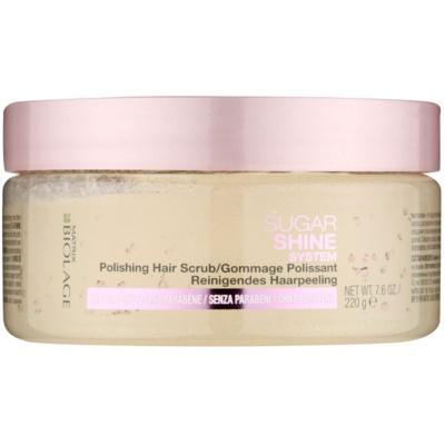 vlasový peeling