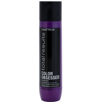 Matrix Total Results Color Obsessed acondicionador para cabello teñido
