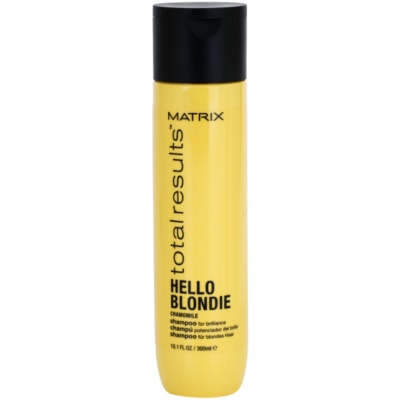 champô de proteção para cabelo loiro e grisalho