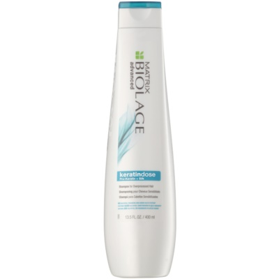 Matrix Biolage Advanced Keratindose champú para cabello sensible