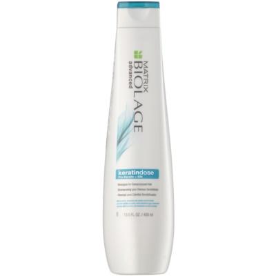 Matrix Biolage Advanced Keratindose Shampoo für empfindliche Haare
