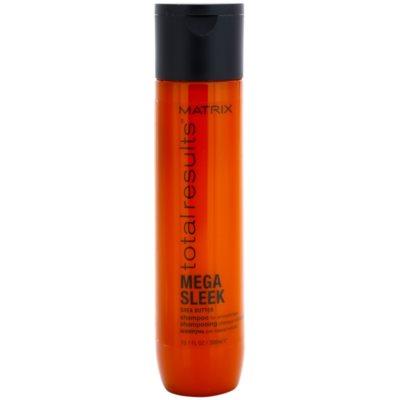 Shampoo für unnachgiebige und strapaziertes Haar