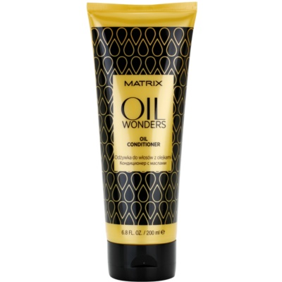 vyživující kondicionér s arganovým olejem