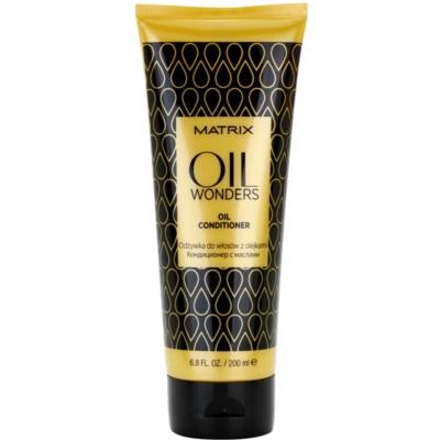 vyživujúci kondicionér s arganovým olejom