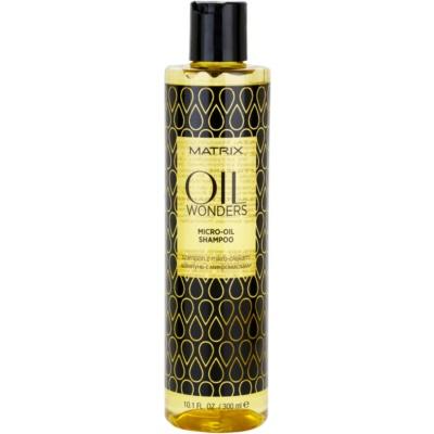 Mikro-Öl Shampoo für glänzendes und geschmeidiges Haar