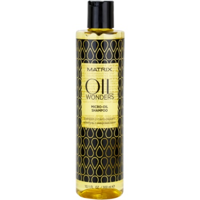 Matrix Oil Wonders Micro-Oil Shampoo For Shine And Softness Of Hair