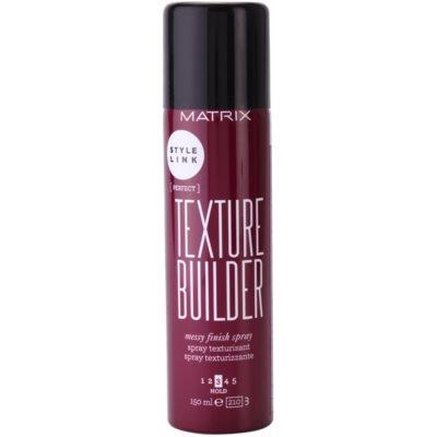 Haarspray für einen zerzausten Look