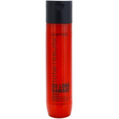 Restoring Shampoo With Ceramides