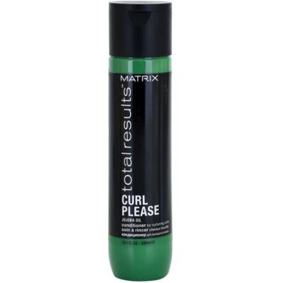 Conditioner für welliges Haar