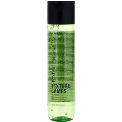 stylingový šampon s polymery