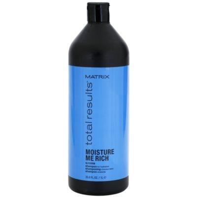 hydratační šampon s glycerinem