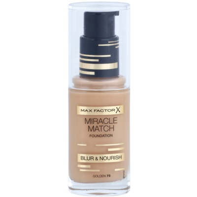 Max Factor Miracle Match Vloeibare Foundation  met Hydraterende Werking