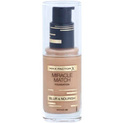 Max Factor Miracle Match make up lichid  cu efect de hidratare