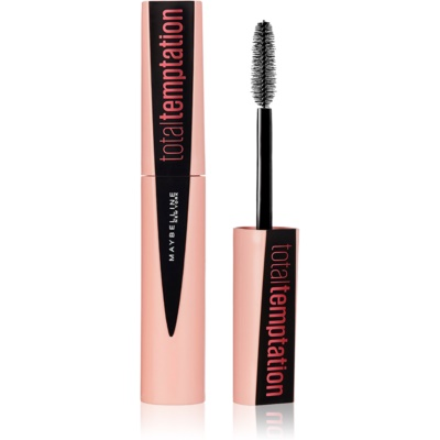 Maybelline Total Temptation máscara voluminizadora de pestañas