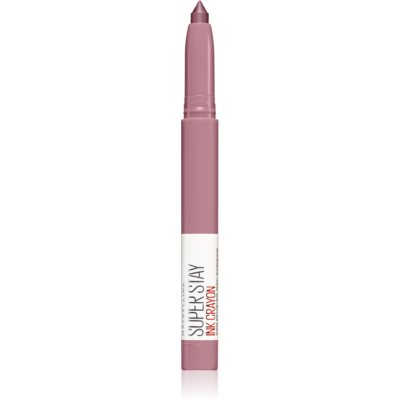Maybelline SuperStay Ink Crayon  matitone per le labbra