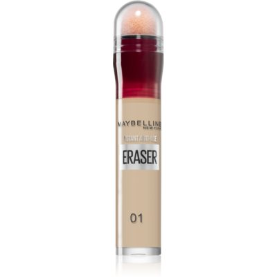 Maybelline Instant Anti Age Eraser correttore liquido con applicatore in spugna