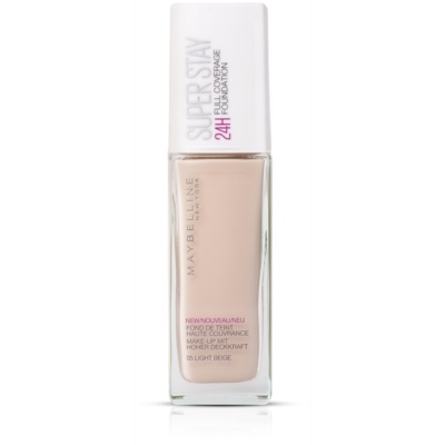 Maybelline SuperStay 24H fond de teint liquide couvrant