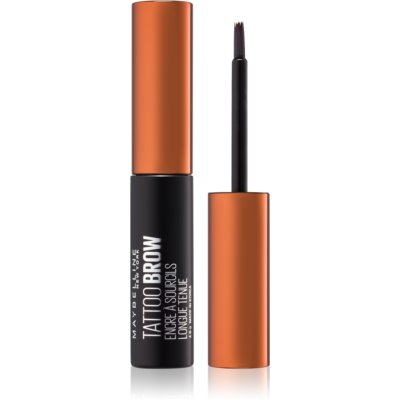 Maybelline Tattoo Brow coloration sourcils gel semi-permanente