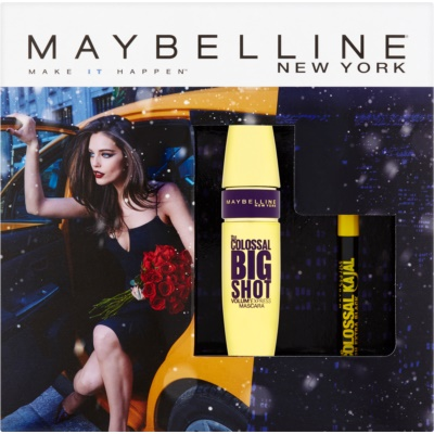 Maybelline Volum' Express The Colossal Big Shot lote cosmético I.