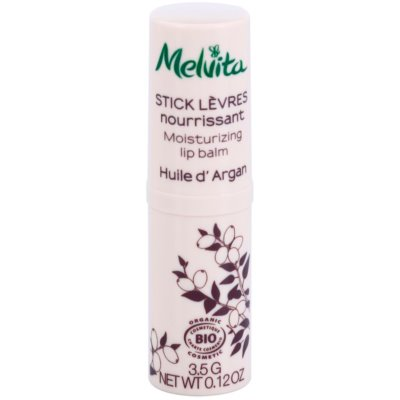 Melvita Argan Oil Lip Balm Nutrition And Hydration