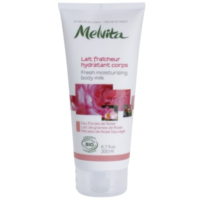 Refreshing Body Lotion With Moisturizing Effect