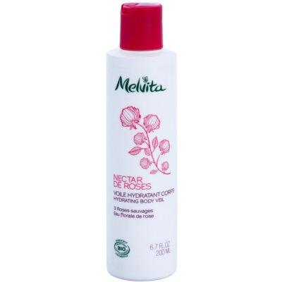 crema corporal ligera con efecto humectante