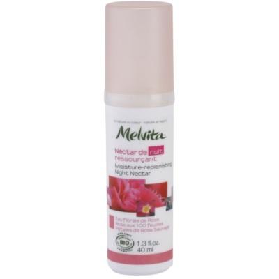 Night Moisturizing Serum With Rejuvenating Effect