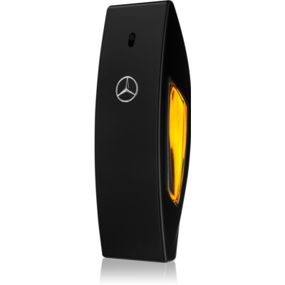Mercedes-Benz Club Black eau de toilette para homens