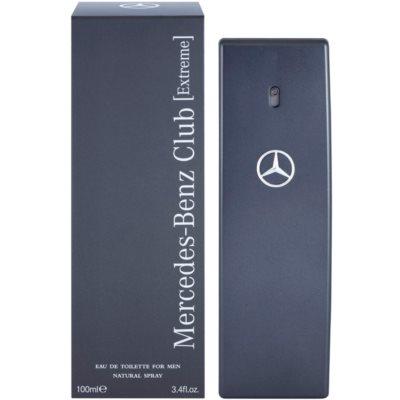 Mercedes-Benz Club Extreme Eau de Toilette für Herren