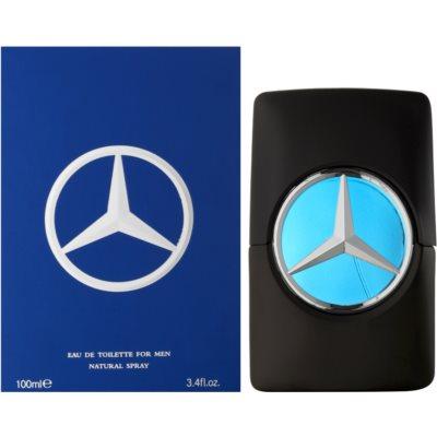 Mercedes-Benz Man Eau de Toilette para homens