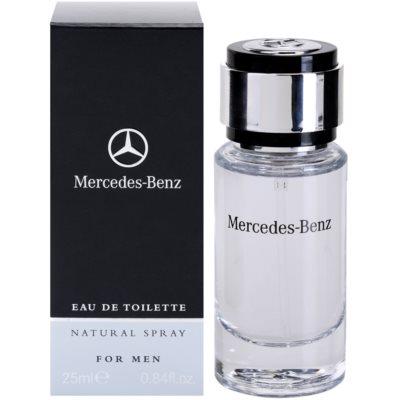 Mercedes-Benz Mercedes Benz eau de toilette férfiaknak