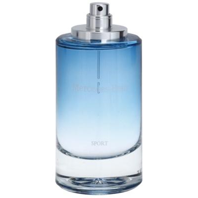 eau de toilette teszter férfiaknak 120 ml