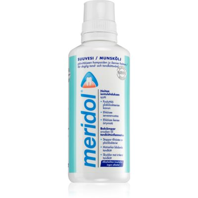 Meridol Dental Care bain de bouche sans alcool