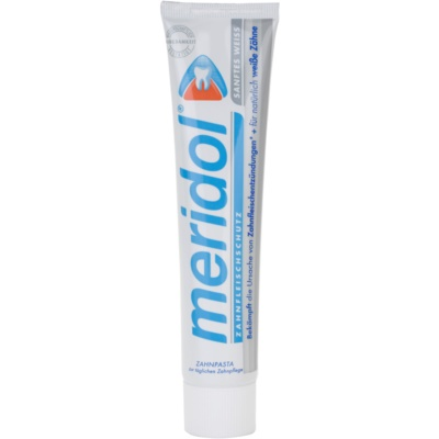 Meridol Dental Care fogkrém fehérítő hatással