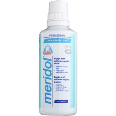Meridol Dental Care enjuague bucal sin alcohol
