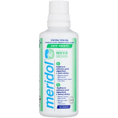 Meridol Halitosis Mouthwash Anti-Halitosis