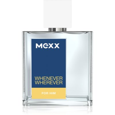 Mexx Whenever Wherever Eau de Toilette for Men