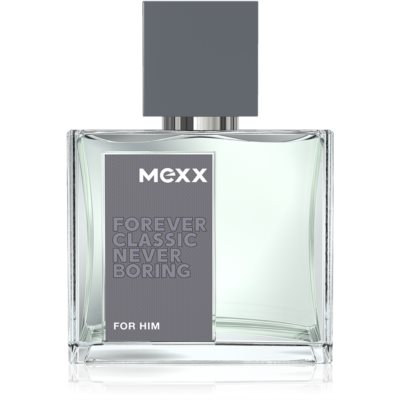 Mexx Forever Classic Never Boring for Him Eau de Toilette for Men