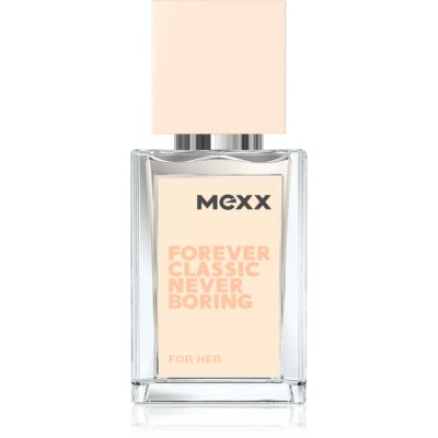 Mexx Forever Classic Never Boring for Her eau de toilette para mulheres