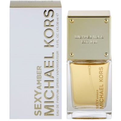 Michael Kors Sexy Amber Eau de Parfum para mulheres