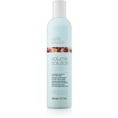 Milk Shake Volume Solution Shampoo for Volume for All Hair Types  300 ml