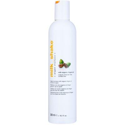 arganový šampon pro všechny typy vlasů