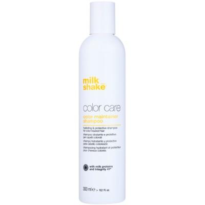 champú hidratante y protector para cabello teñido