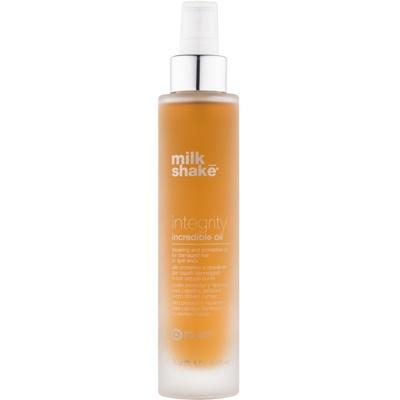 regenerační a ochranný olej pro poškozené vlasy a roztřepené konečky