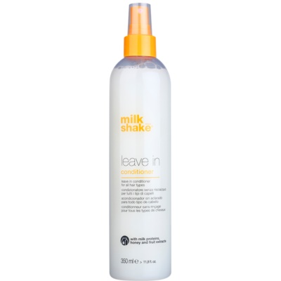 Milk Shake Leave In Nourishing Conditioner For All Types Of Hair