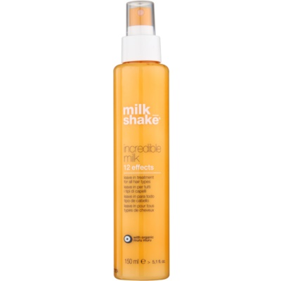 Milk Shake Leave In tratamiento regenerador sin aclarado en spray