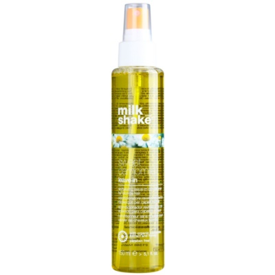 Milk Shake Sweet Camomile Voedende Leave-In Conditioner  voor Blond Haar